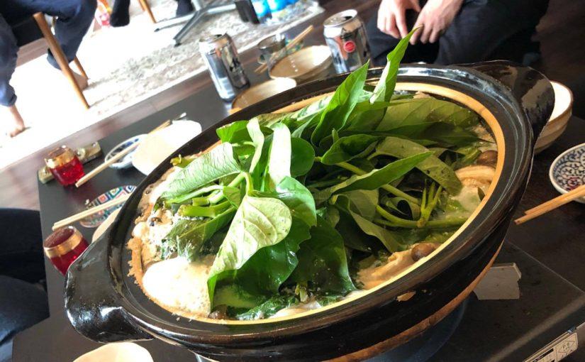 東京で味わう和歌山!美味しいジビエと愉快なばあちゃんたちの味の濃い熊野野菜やってきました。