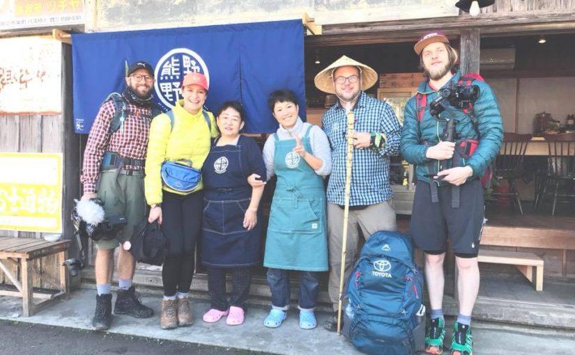 世界に出会えるカフェ 熊野古道にある熊野野菜カフェをはじめて思ったこと